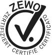Logo von ZEWO.