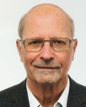 Foto von Stiftungsratsmitglied Martin Bründler.