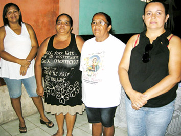 Foto von der Reise in den Nordosten Brasiliens.